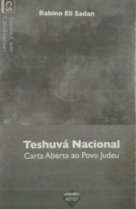 Teshuvá nacional carta aberta ao povo Judeu