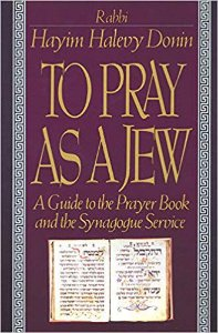 To pray as a Jew A guide to the prayer book and the synagogue service