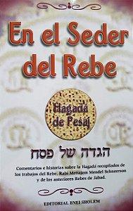 Hagada de pesaj | haggadah of passover - En el Seder Del rebe - Espanol Hebreo spanish hebrew Traducida (Espanhol)