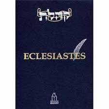 Eclesiastes.