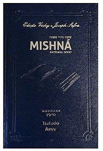 Mishná em hebraico e português - Ordem NEZIKIN - Tratado Avot