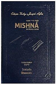 Mishná em hebraico e português - Ordem NEZIKIN - Tratado Horaiot