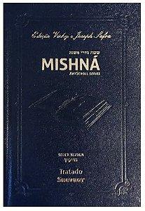 Mishná em hebraico e português - Ordem NEZIKIN - Tratado Shevuot