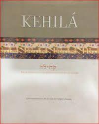 kehilá Álbum histórico da comunidade judaica do Rio de Janeiro