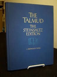 The talmud the Steinsaltz edition