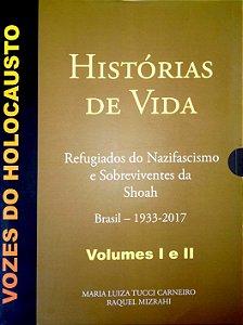 Vozes do Holocausto - volume 1 e 2