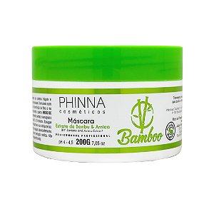 Máscara Bamboo 200g  - Phinna
