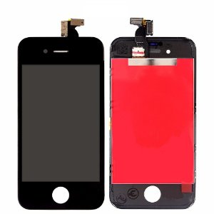 FRONTAL LCD IPHONE 4G PRETO