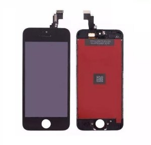 FRONTAL LCD IPHONE 5C PRETO