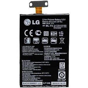 BATERIA LG BL-T5 OPTIMUS G NEXUS 4 E960 E977 E975 E973 ORIGINAL