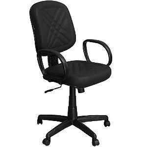 Cadeira Diretor Giratória com Regulagem e Braço de Apoio PD01 - Pethiflex