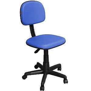 Cadeira Escritório Secretária Giratória com Regulagem de Altura CS-2 - Pethiflex
