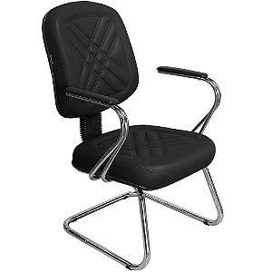 Cadeira Fixa Diretor para Recepção e Igreja PD03 - Pethiflex