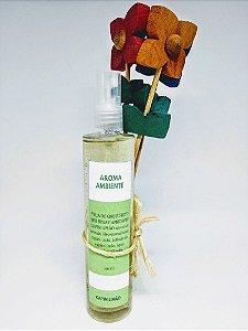 Aroma Ambiente em Flor Capim Limão