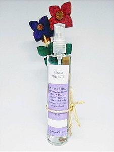 Aroma Ambiente em Flor Lavanda e Vanilla
