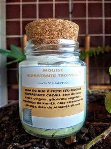 Mousse Hidratante Tropical