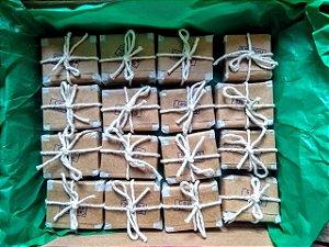 Kit lembrancinha mini-sabonetes (20 unidades )