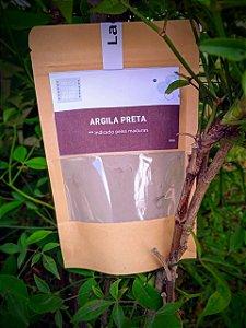 Mix Argila Preta + Blend Termal Água de Rosas