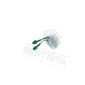 Protetor/ Plug Auricular Em Copolímero  3M - 16 Db