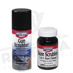 Kit Solventes Gun Scrubber E Bore Scrubber