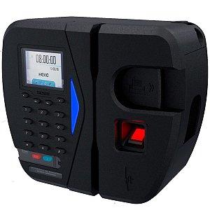 Relogio de ponto Biometrico Henry Hexa