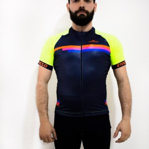 CAMISA CICLISMO ELITE COLOR MASCULINA