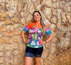 CAMISA FEMININA ELITE SUMMER MANGA CURTA