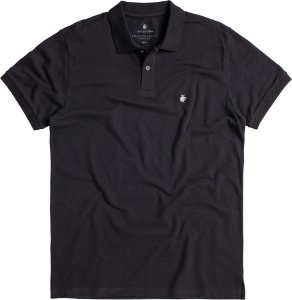 POLO BASIS PIQUET / PRETO