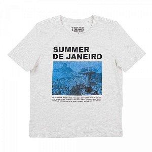 CAMISETA SUMMER OF JANEIRO INFANTIL