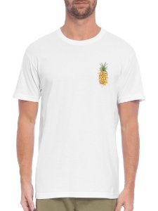 TSHIRT STONE ABACAXI WATERCOLOR