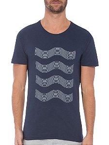 TSHIRT WAVE LINES
