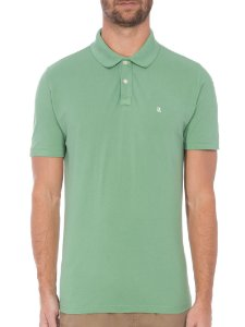 POLO PIQUET COLOR - VERDE