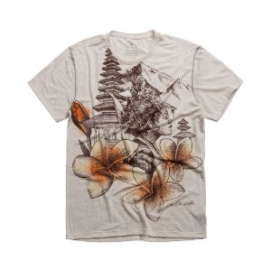 T-SHIRT VDK LINHO DANCER / NATURAL