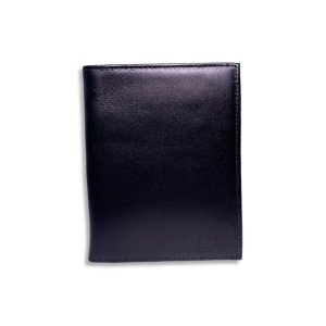 CARTEIRA BRITISH PASSPORT DEBYMAN BLACK