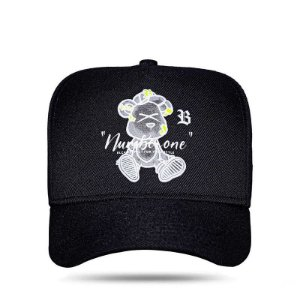 BONÉ SNAPBACK BEAR PERFECT BLACK