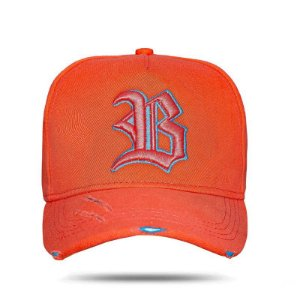 BONÉ SNAPBACK NEW DESTROYER SALMON
