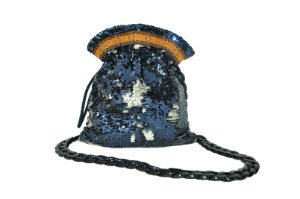 Navy & Off Bag by MP