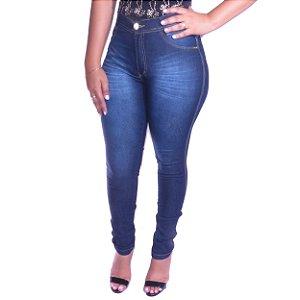 Calça Jeans Cintura Alta Feline 5004