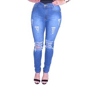 Calça Jeans Destroyed Stop Modas 5015