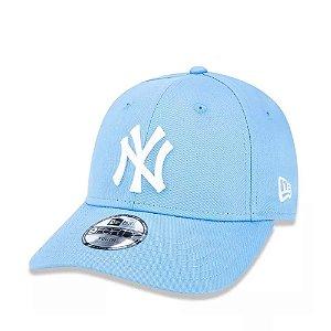 Boné New Era Juvenil 9Forty MLB New York Yankees Azul Bb
