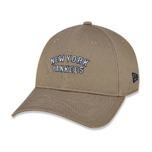 Boné New Era 9Twenty MLB New York Yankees College Type Kaki