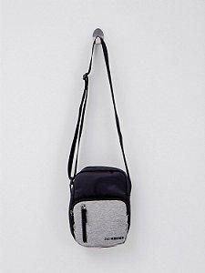 Shoulder Bag Hocks Viagio 4 Preto/Cinza