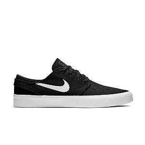 Tênis Nike SB Stefan Janoski Canvas RM Black