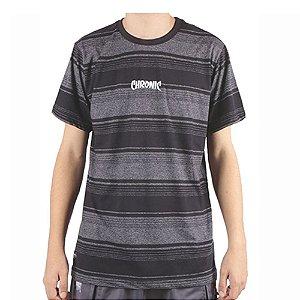 Camiseta Chronic Stripe 21005 Listrada