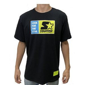 Camiseta Starter Look For The Star S733A