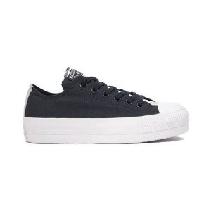 Tênis Converse CT12940001 Chuck Taylor All Star Lift Preto