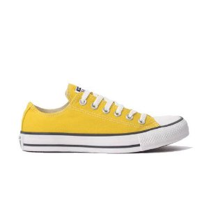 Tênis Converse CT04200034 Chuck Taylor All Star Amarelo