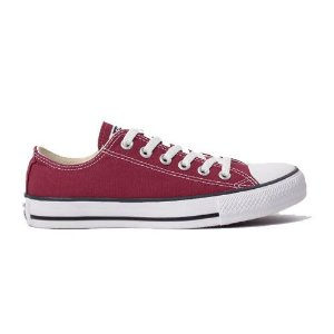 Tênis Converse CT00010008 Chuck Taylor All Star Bordo