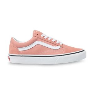 Tenis Vans Old Skool Rose Dawn True White