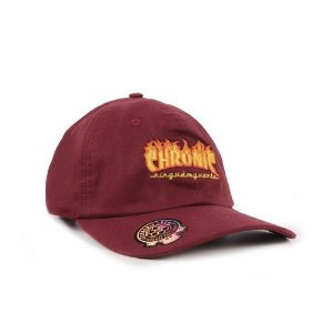 Boné Chronic 019/331 Dad Hat Bordo